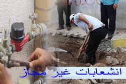 اجرای طرح پایش خانهبهخانه در اردبیل/شناسایی انشعابات غیرمجاز آب