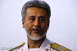 محفل انس با قرآن با حضور امیر دریادار حبیب الله سیاری فرمانده نیروی دریایی ارتش