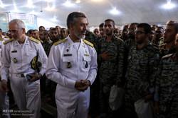الأميرال سياري:المدمرات الإيرانية تحافظ على أمن خليج عدن