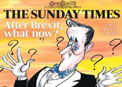 صفحه اول روزنامههای انگلیسی ۶ تیر ۹۵