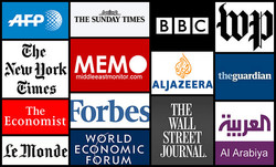 150 foreign media active in Iran