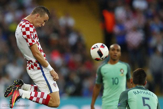 مباراة كرواتيا والبرتغال في كأس أمم اوروبا