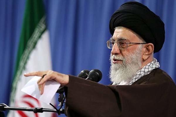 قائد الثورة : مهمة المسلمين في جميع انحاء العالم الاستمرار بالنضال لتحرير فلسطين