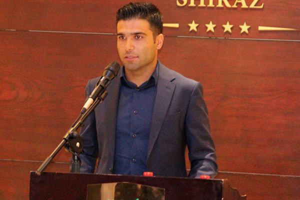 امیدرضا روانخواه مدیر تیم های پایه برق شیراز