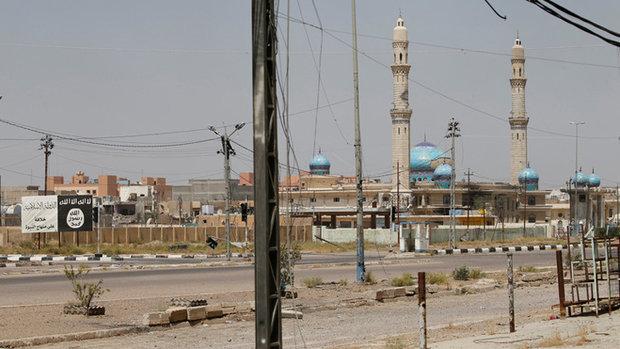 القوات العراقية تعلن تحرير الفلوجة بالكامل