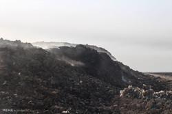 ایجاد سایت جدید دفن زباله در غرب استان البرز