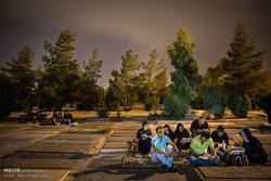 احیای شب بیست و یکم ماه رمضان در بهشت زهرا (س)