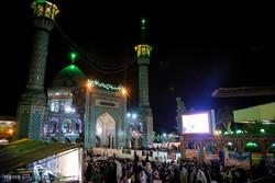 مراسم احیای شب بیست و یکم ماه رمضان در امامزاده صالح (ع)