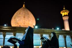 İran'da Kadir Geceleri/ Fotoğraf