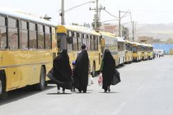 بعضی از رانندگان اتوبوس های شهری شیراز خدمات رسانی را متوقف کردند