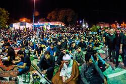 اکیس رمضان المبارک اور شب قدر کی مناسبت سے عزاداری اور دعا و مناجات