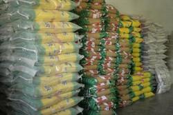 کشف و پلمب انبار ۲۷۸ تنی برنج قاچاق در دزفول
