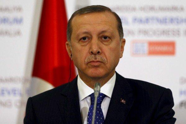 رجب طیب اردوغان- رئیس جمهور ترکیه