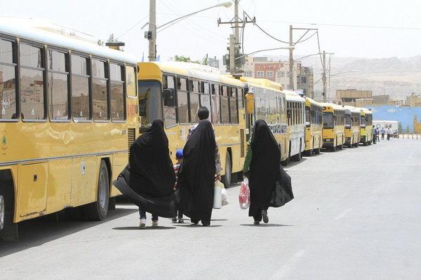 نرخ کرایه سواری بین شهری استان مازندران فرهنگسازی با افزایش کرایه اتوبوس در قم/ کمبود باجههای ...