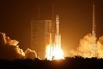 موشک فضایی چین با موفقیت پرتاب شد