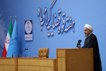 Rouhani praises Judiciary for maintaining security