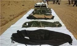 مقتل 11 ارهابيا في اشتباك مسلح في منطقة سروآباد الحدودية