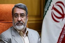 وزير الداخلية الايراني يؤكد على ضرورة عدم الثقة بامريكا