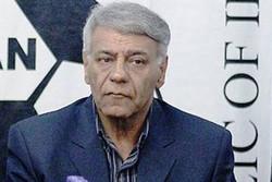 فریدون معینی رئیس کمیته فنی فدراسیون فوتبال