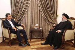 مساعد وزير الخارجية الإيراني يجتمع بحسن نصرالله في بيروت