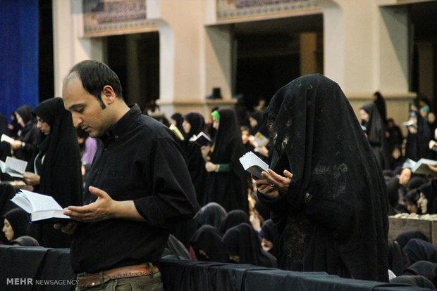 حال و هوای شبهای قدر در تهران