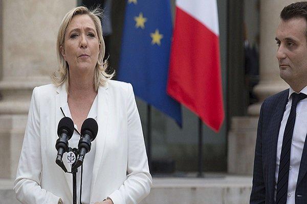 «لپِن» خواستار برگزاری همه پرسی مشابه بریتانیا در فرانسه شد
