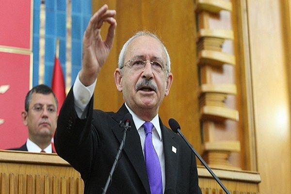 «قلیچدار اغلو» توافق میان ترکیه و رژیم صهیونیستی را محکوم کرد