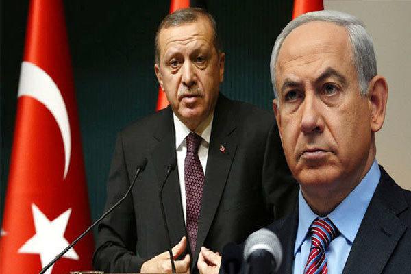 رژیم صهیونیستی اردوغان را به باد انتقاد گرفت