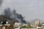 Suudilerden Hudeyde'ye karşı topçu saldırı