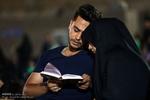 مراسم احیا شب بیست و سوم ماه رمضان در جمکران