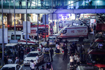 36 dead and147 injured in Istanbul airport attack