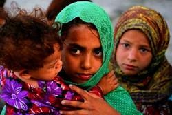 آوارگی صدها خانواده در اثر حملات داعش در «ننگرهار» افغانستان