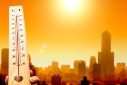 آب و هوای گرم