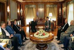 İran heyeti, Kürdistan Bölgesel Yönetimi yetkilileri ile görüştü
