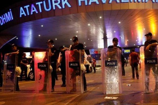 اردوغان خواهان «مبارزه مشترک» بین المللی علیه تروریسم شد