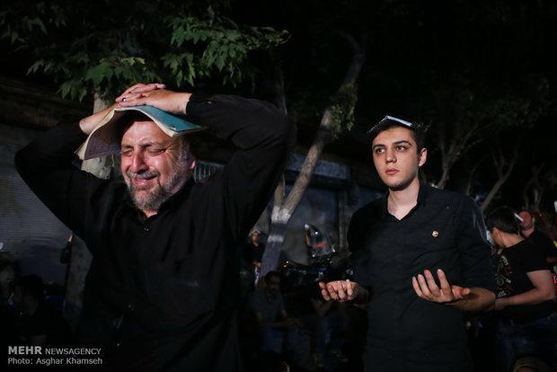 Laylat al-Qadr in Tehran