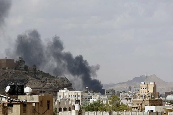 بمباران استان «صعده» یمن توسط متجاوزان سعودی
