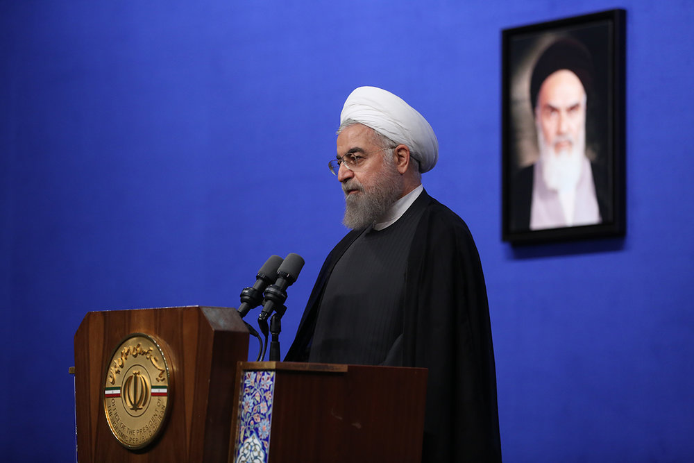 Rouhani: Regional countries' security is intertwined