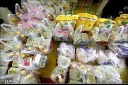 توزیع بستههای غذایی و مستمری و عیدی مددجویان کمیته امداد لرستان