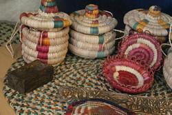 نمایشگاه تخصصی حصیربافی در موزه منطقه جنوب شرق برگزار می شود