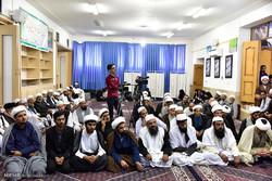 فلم/ علماء اہلسنت کا حرم رضوی میں حضور