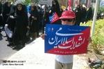 راهپیمایی روزقدس بوشهر