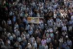 فریاد مرگ بر اسراییل در البرز پیچید/صهیونیست رسوای عالم است