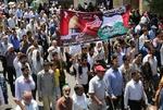 برپایی راهپیمایی روز قدس در ۷۰ نقطه از یزد