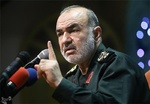 IRGC warns KRG officials over insecurities in western Iran