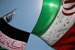 حماسه حضور مردم شیراز آغاز شد/ مرگ بر اسرائیل اولین شعار