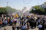 دعوت جهاددانشگاهی از مردم برای حضور در راهپیمایی روز قدس