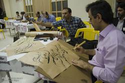 همایش استانی کتابت وحی در آمل برگزار شد