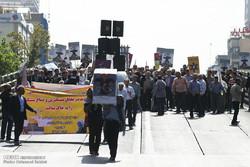 مسيرات يوم القدس العالمي بطهران - 1