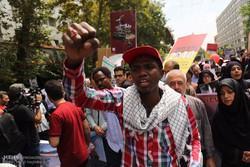 مسيرات يوم القدس العالمي بطهران - 2